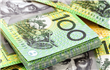 Australian dollar sags on easing rates outlook
