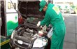 Egypt's initiative to shift cars to natural gas
