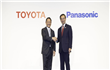 Toyota, Panasonic to set up company for