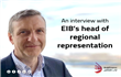 A one-on-one interview with EIB's head of regional representation