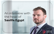 Savills' Head of Egypt: Flow-through effects to Egypt