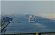 U.S. carrier to deter Iran passes through Suez Canal